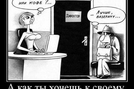 анекдоты про шефа и секретаря