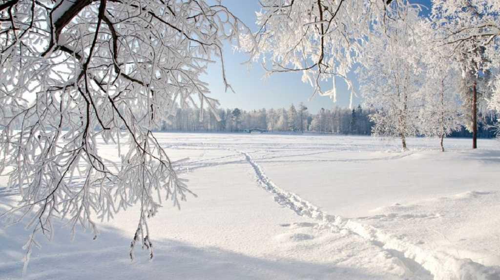 Картинки зима красивые