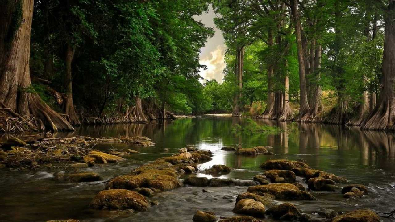 Пейзажи красивых мест на заставку