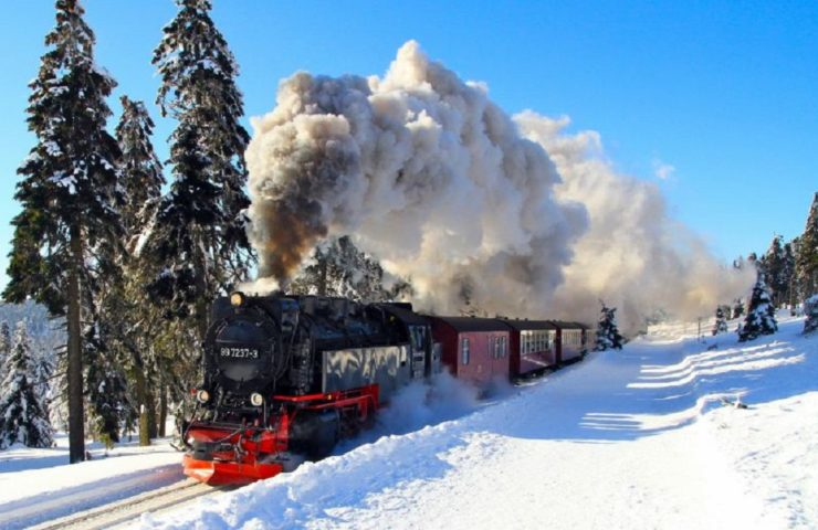 Новые зимние красивые картинки