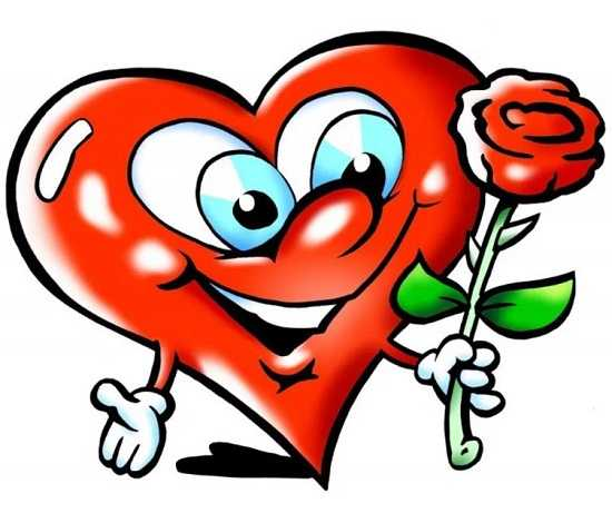 Прикольные валентинки на день Влюбленных