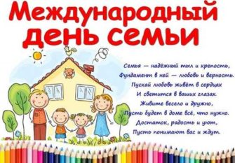 день семьи 15 мая поздравления картинки