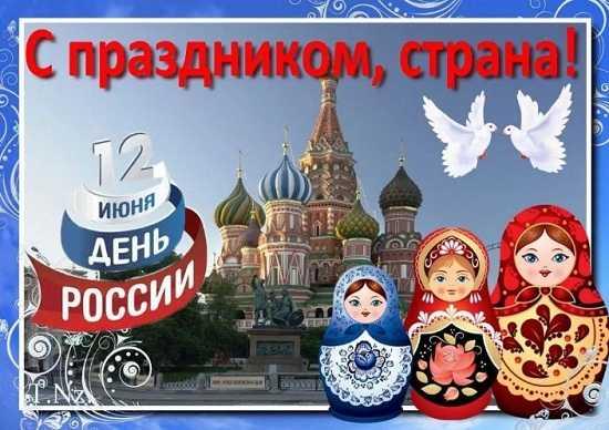 картинки день россии прикольные (2)