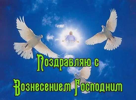 вознесение господне поздравления картинки (5)