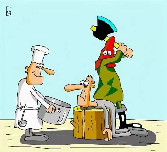 приколы про поваров в картинках (5)