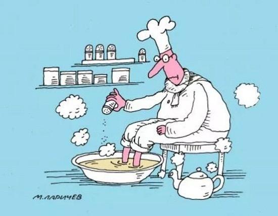 смешные картинки про повара (2)