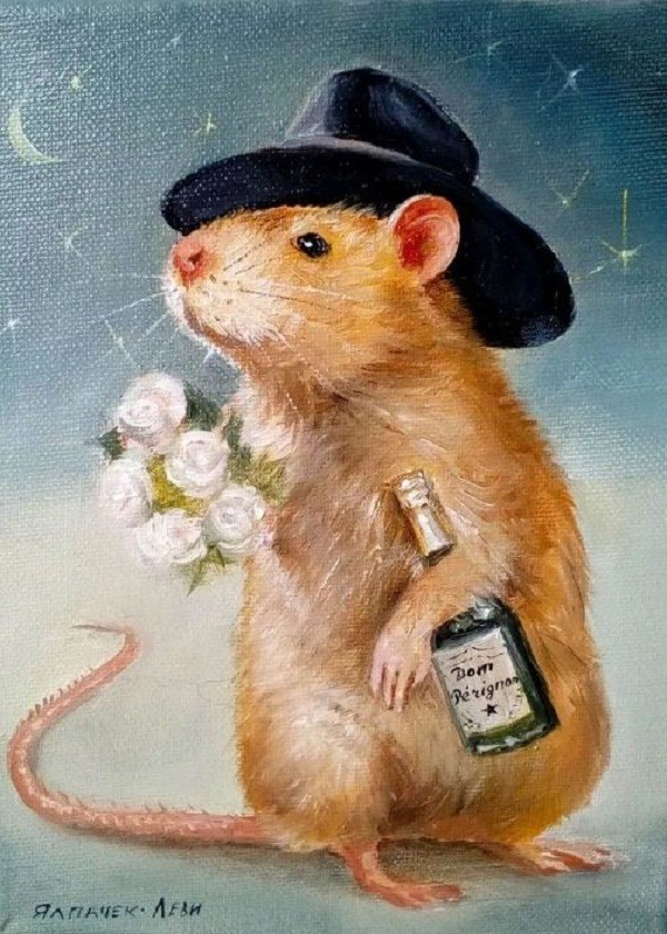 картинки с крысами прикольные (8)
