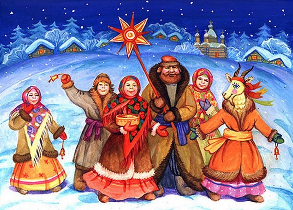 старый новый год история праздника