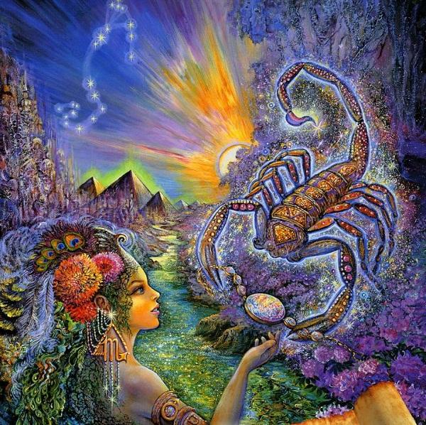 знаки зодиака скорпион женщина характеристика