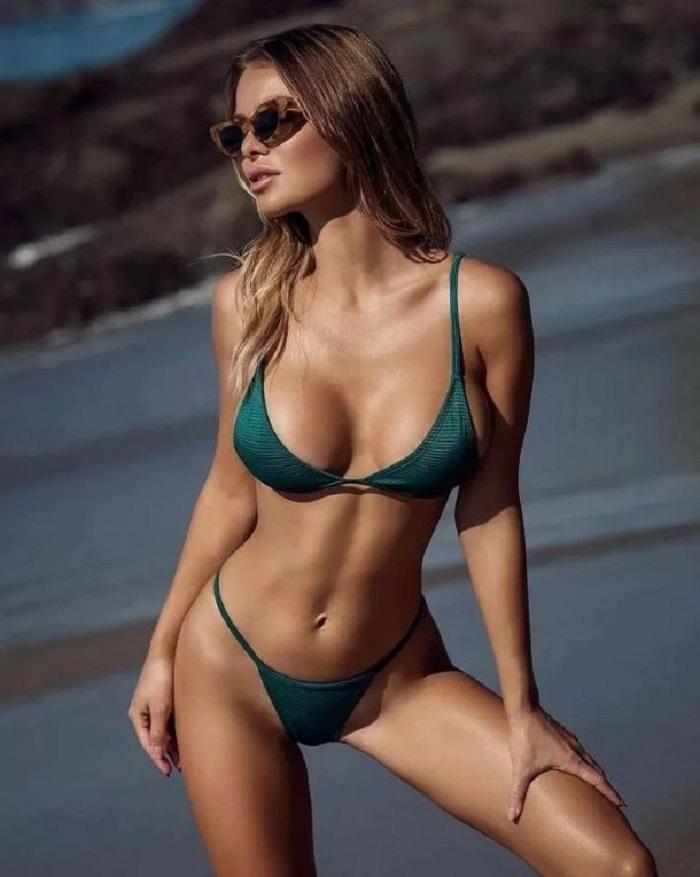 фото красивых девушек на пляже (14)