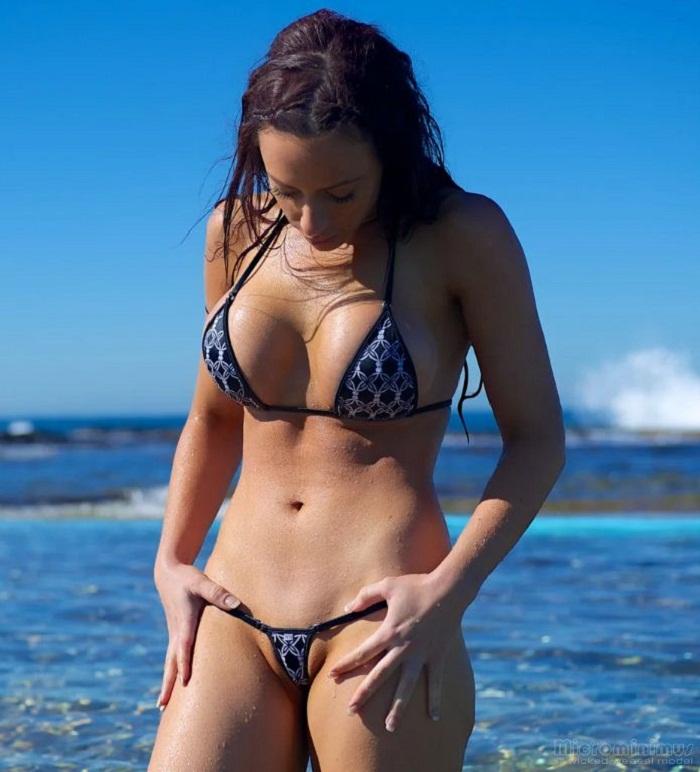 фото красивых девушек на пляже (19)