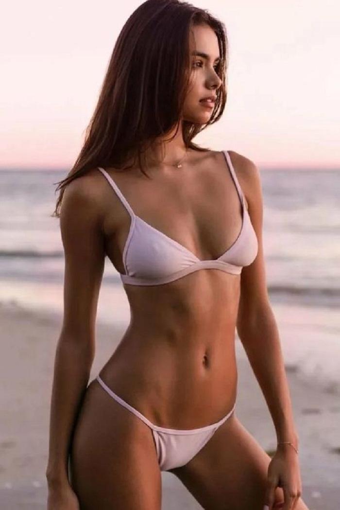 фото красивых девушек на пляже (25)