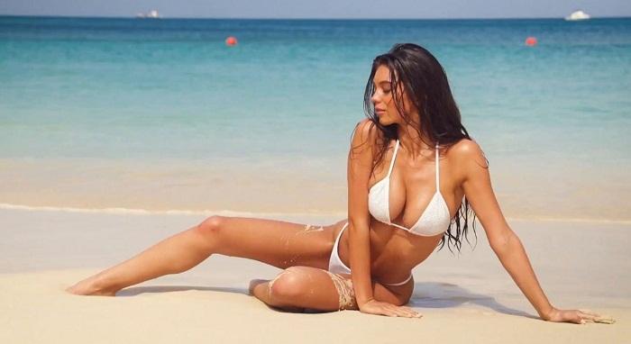 фото красивых девушек на пляже (26)