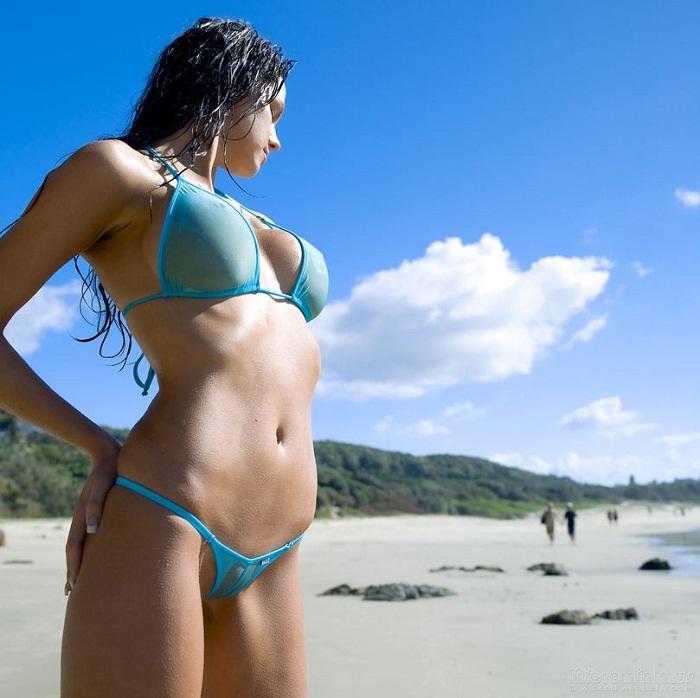 фото красивых девушек на пляже (9)