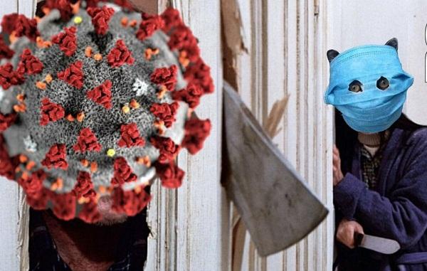 Фото приколы про коронавирус (7)