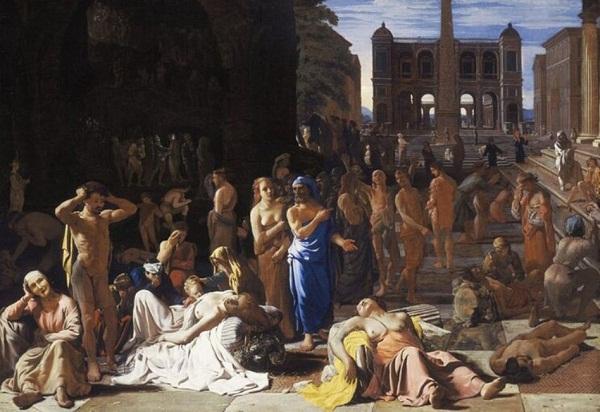 эпидемии в истории человечества (2)