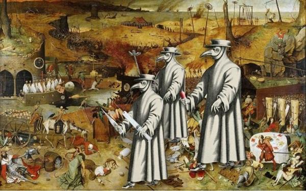 эпидемии в истории человечества (3)