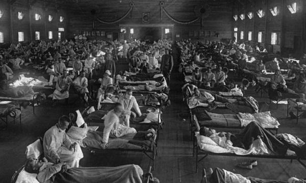 эпидемии в истории человечества (6)