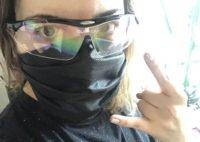 как сшить маску медицинскую своими руками 9