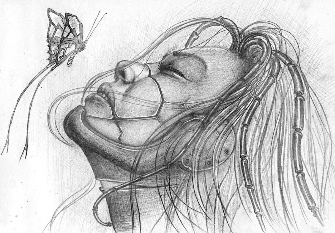 картинки карандашом прикольные (31)