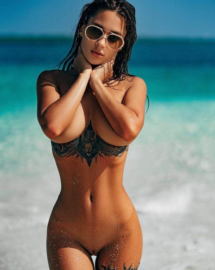 красивое женское тело без всего (7)