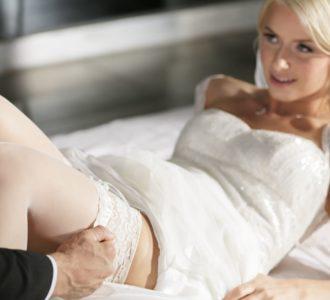 интим с дружкой на свадьбе б
