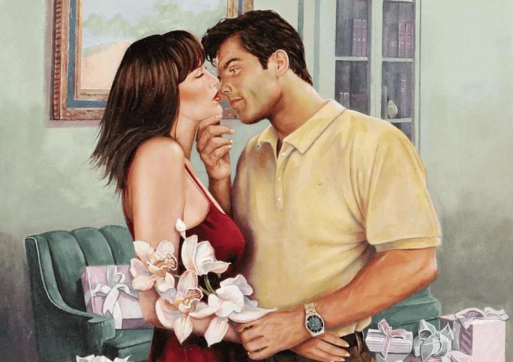 романтические истории с постельными сценами (2)