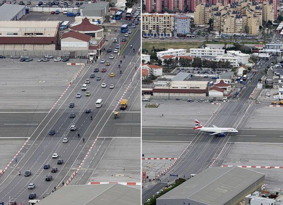 международный аэропорт гибралтара