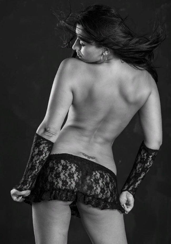 Черно белые фото (22)