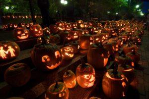 хэллоуин день всех святых