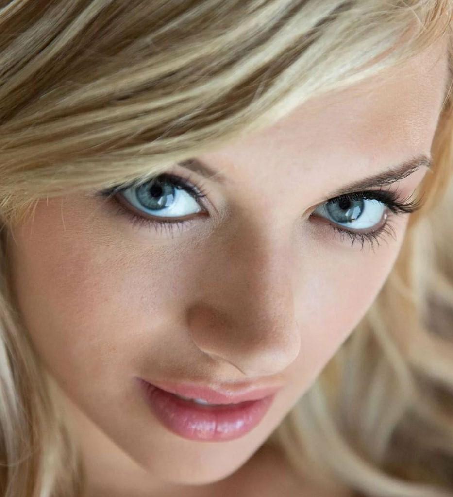 Красивые лица девушек (10)