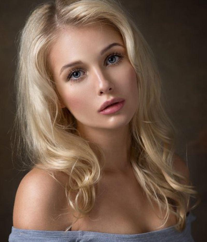 Красивые лица девушек (13)