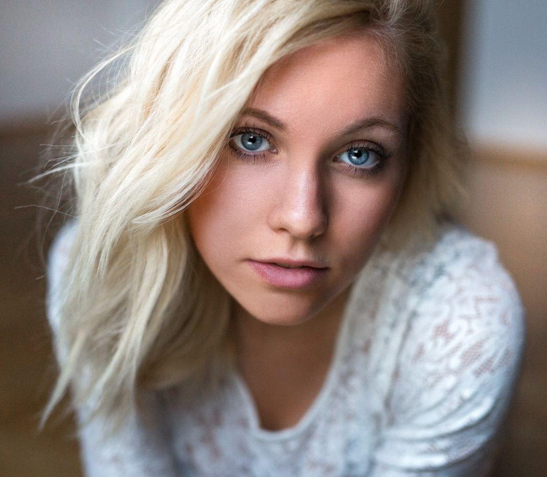 Красивые лица девушек (20)