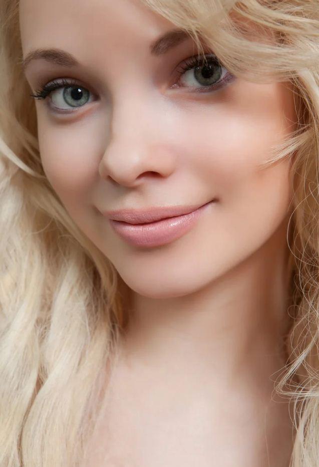 Красивые лица девушек (21)