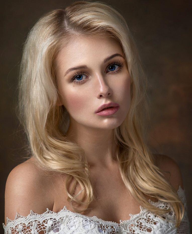 Красивые лица девушек (6)