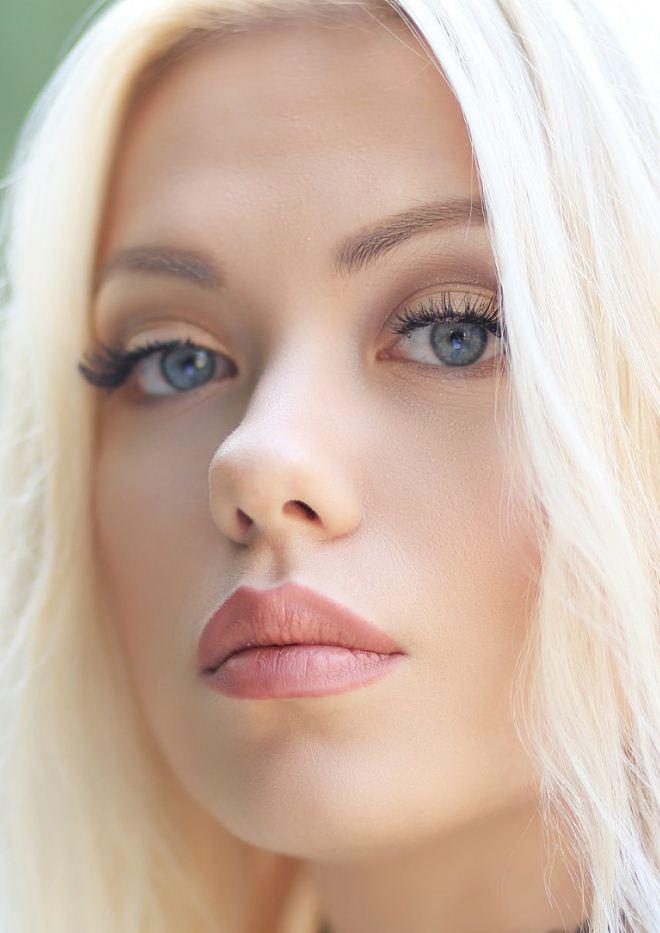 Красивые лица девушек (7)