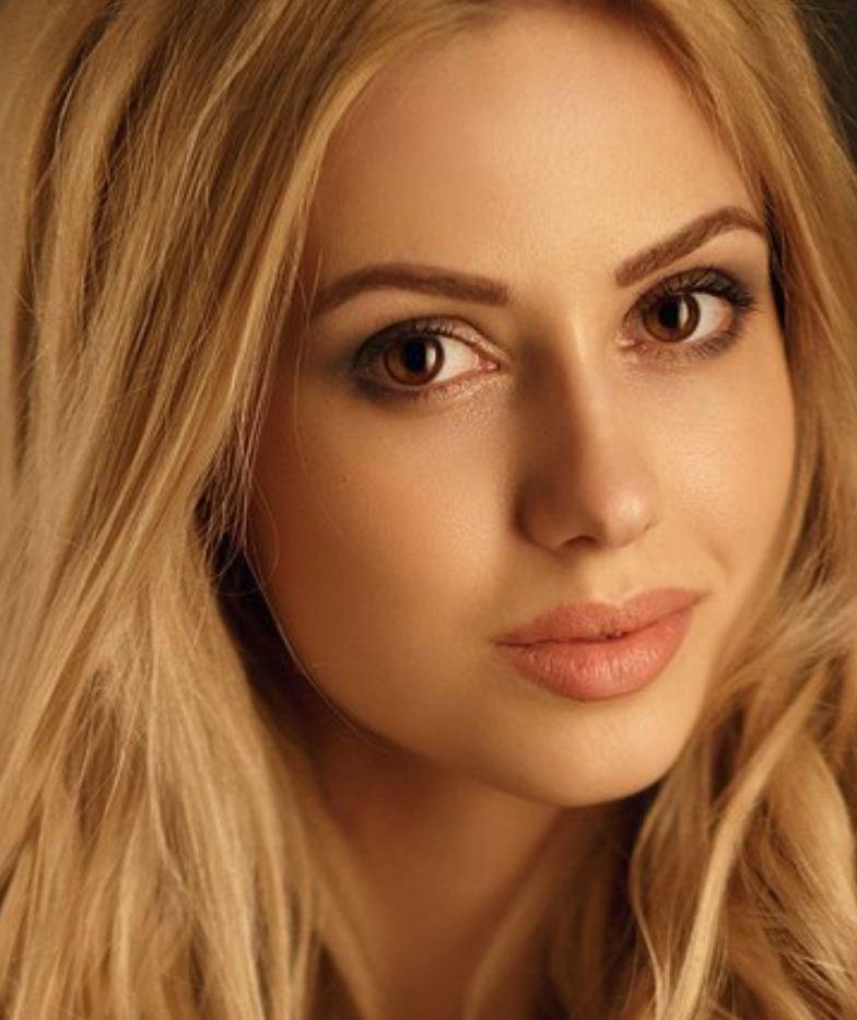 Красивые лица девушек (9)