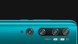 смартфоны с камерой 108 мегапикселей