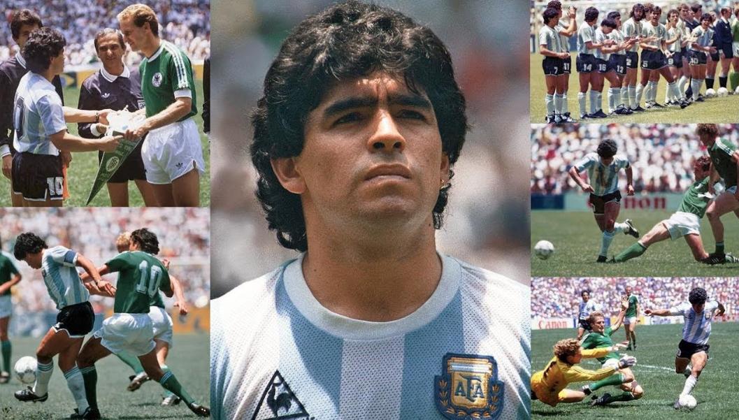 Диего Армандо Марадона (3)