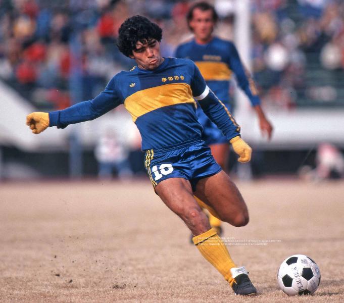 Диего Армандо Марадона (4)