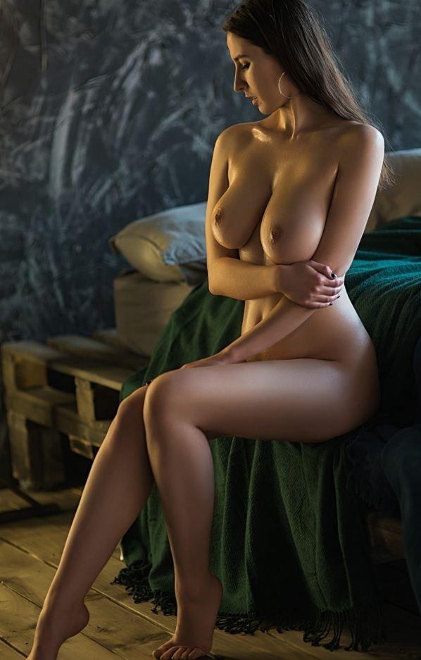Фото девушек без одежды (10)