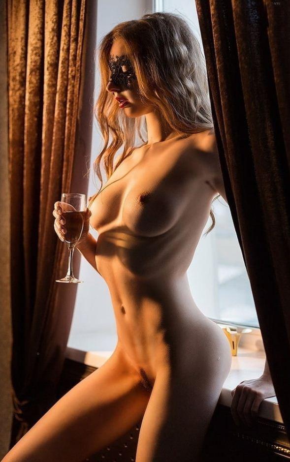 Фото девушек без одежды (9)