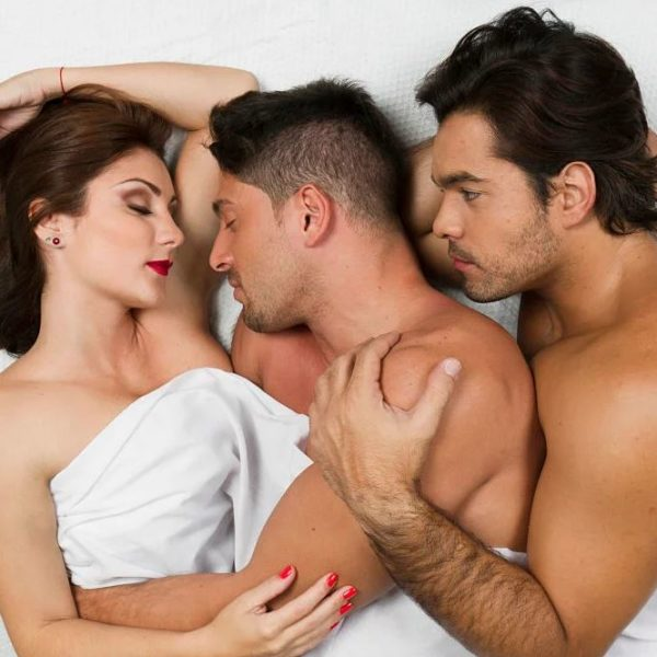 Групповой секс