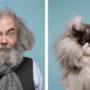 21 фото котов и кошек — реально похожих на своих хозяев
