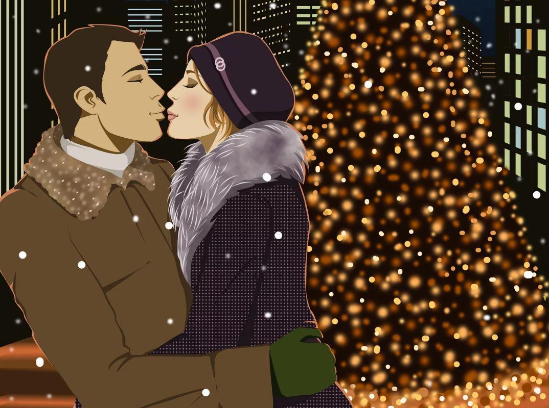 секс в новогоднюю ночь рассказ
