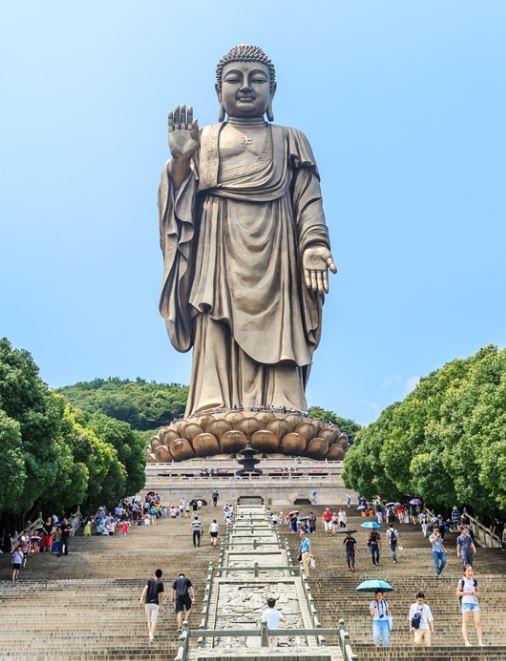 Чжунъюаньская статуя Будды