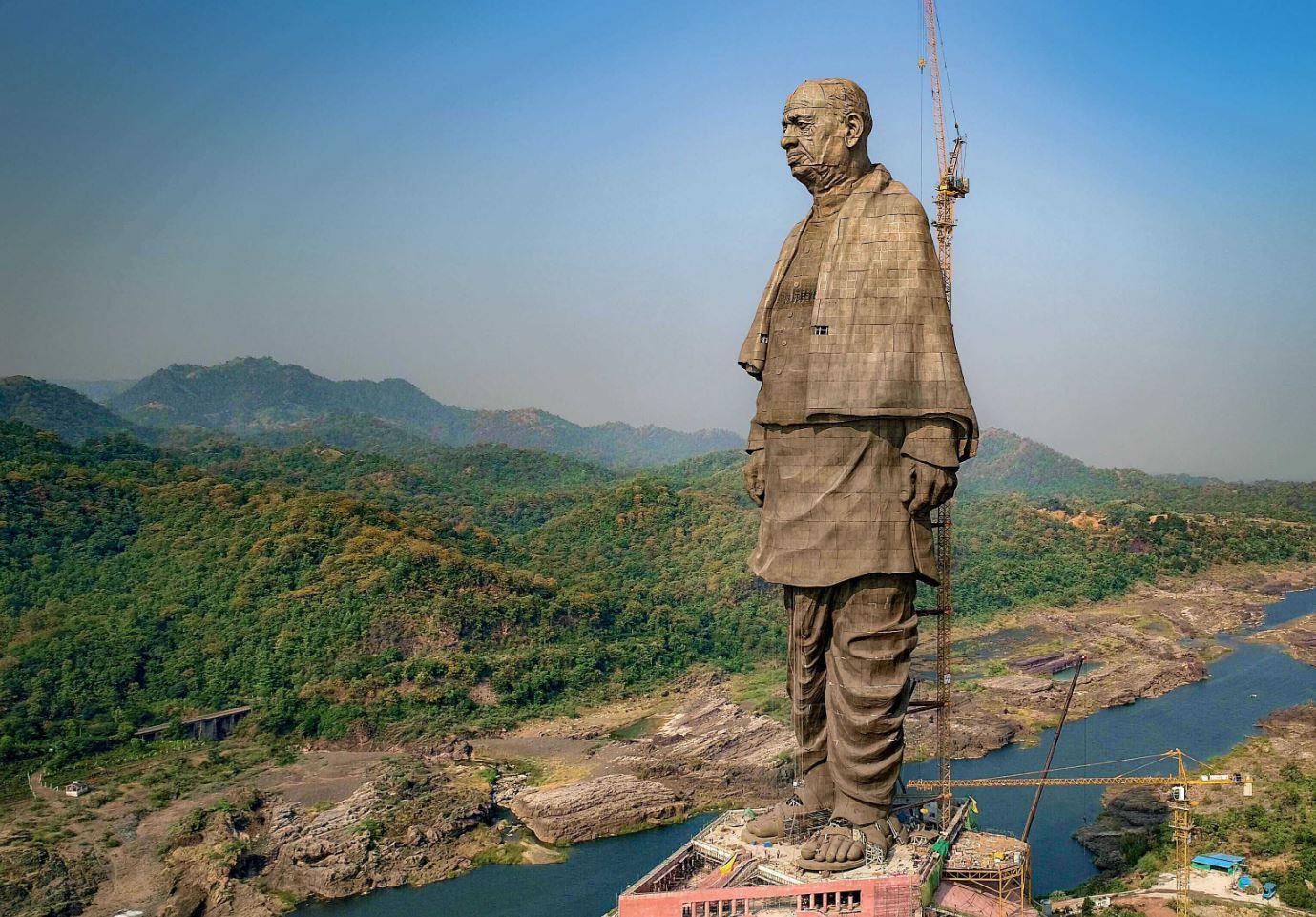 статуя единства в индии