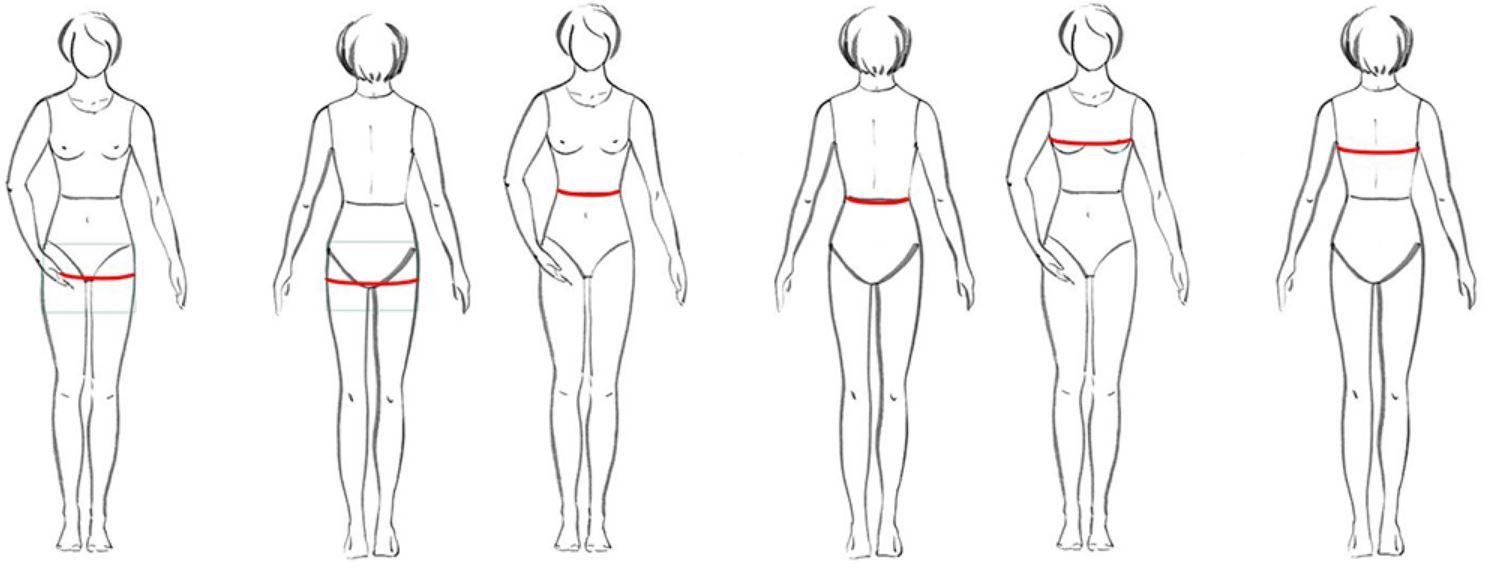типы женской фигуры (2)