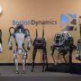 Роботы boston dynamics станцевали под песню 1962 года