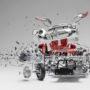 Фабиан Офнер замораживает разваливающиеся машины на своих фотографиях